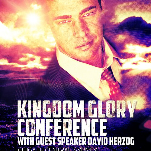 Postcard for Kingdom Glory Conference