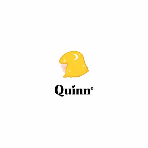 youth vibe for quinn logo