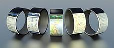 Create a futuristic consumer brand concept