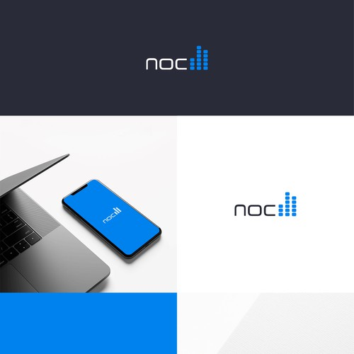 Logo for the IT company NOC365