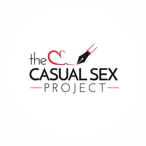 Create a sexy, yet sophisticated logo for The Casual Sex Project