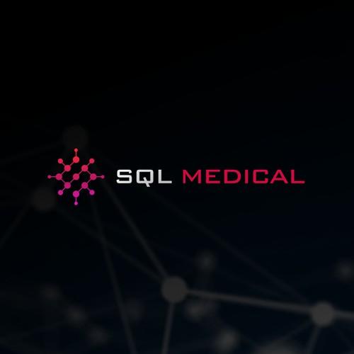 Logo concept for SQL Medical