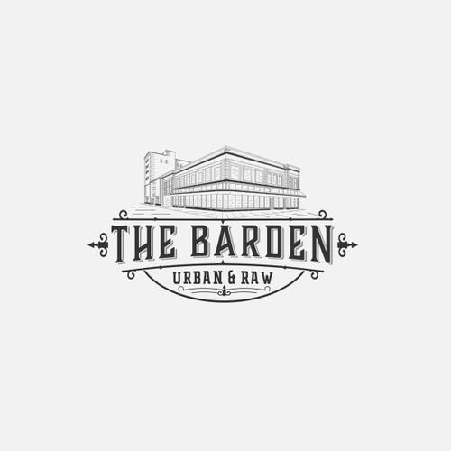the barden