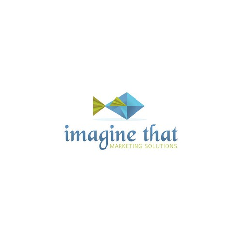 Logo for Imagine that