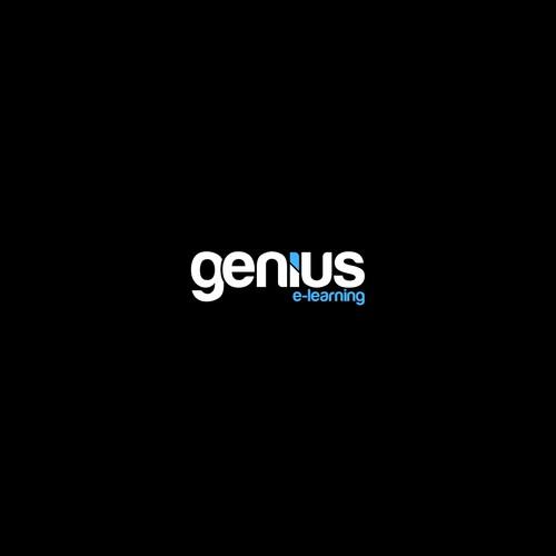 Logo design for Genius