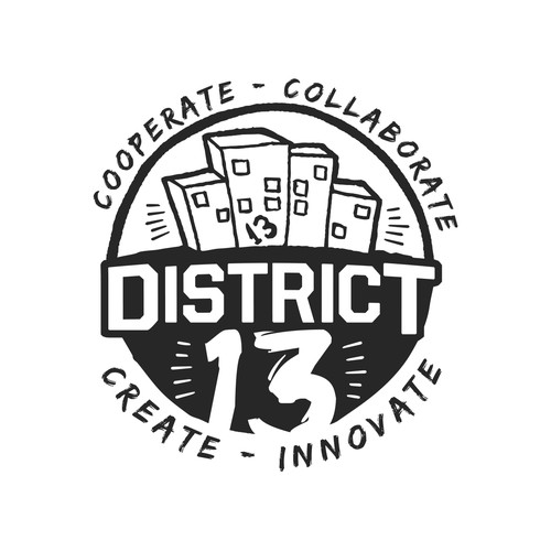 Logo entry for DISTRICT 13