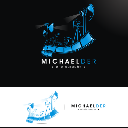 Create an original logo for an LA based Sports Photographer!