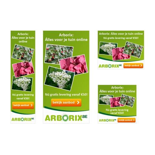 Banner Ads For Arborix