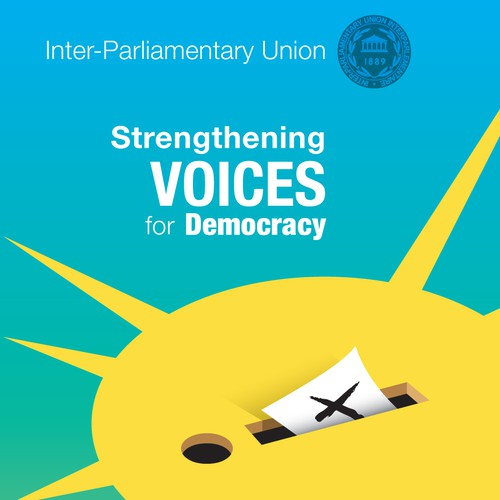 Day of democracy poster