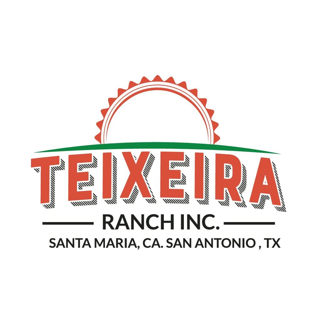 Family Farm Logo - Teixeira Ranch Inc.