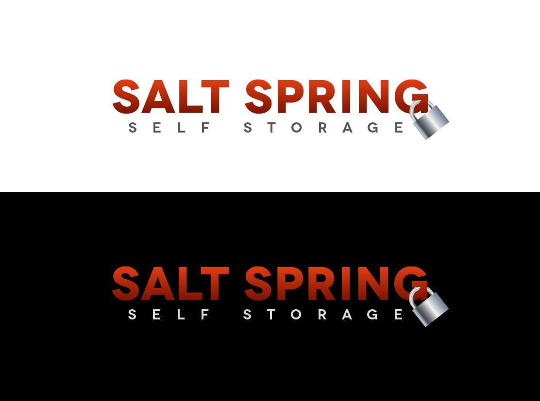 Help Salt Spring Self Storage with a new logo