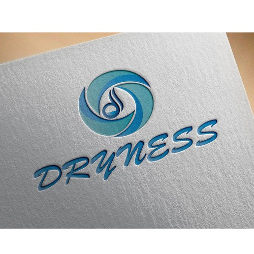 Logo concept for cleaning & maintenance industry