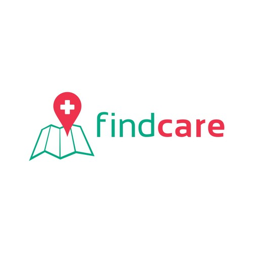 Help findcare  with a new logo