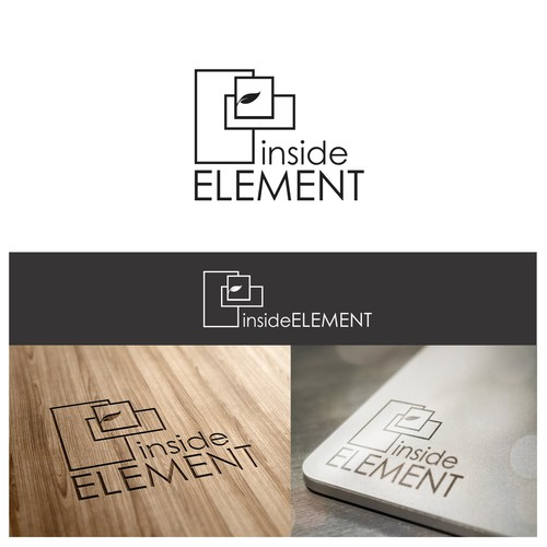 Inside Element Logo design