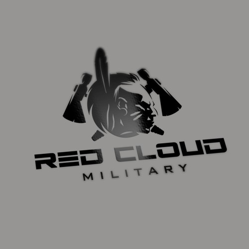 Red Cloud - Indian Logo Concept Proposal