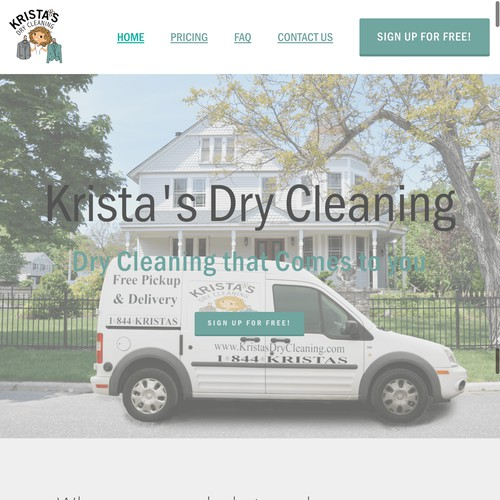 Krista's Dry Cleaning