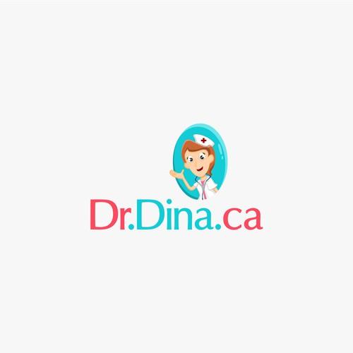 Create a fun, memorable logo for a Kids Health website/brand