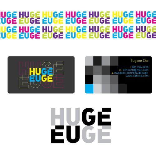 Logo Design / Business Card Design for DJ