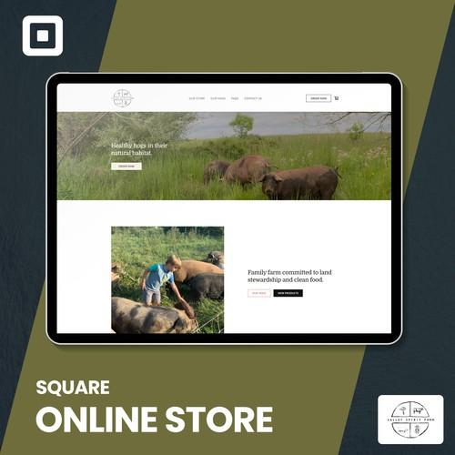 Valley spirit hogs - Square online ordering site