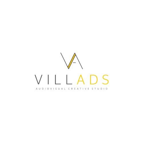 Villads Logo Design