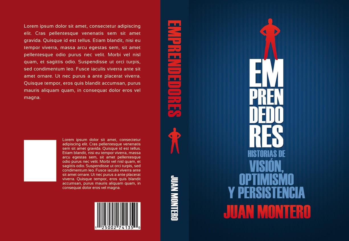 Unique Book Cover for an Entrepreneurship Book.