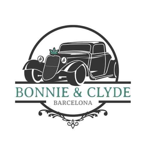 Logo Bonnie & Clyde