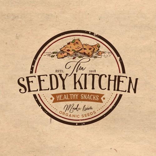 Snack Food company logo