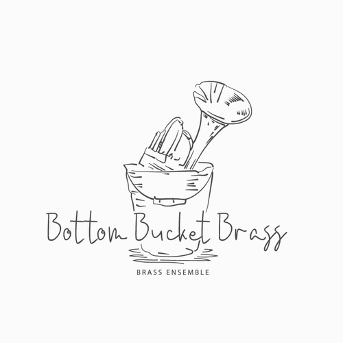 Bottom Bucket Brass