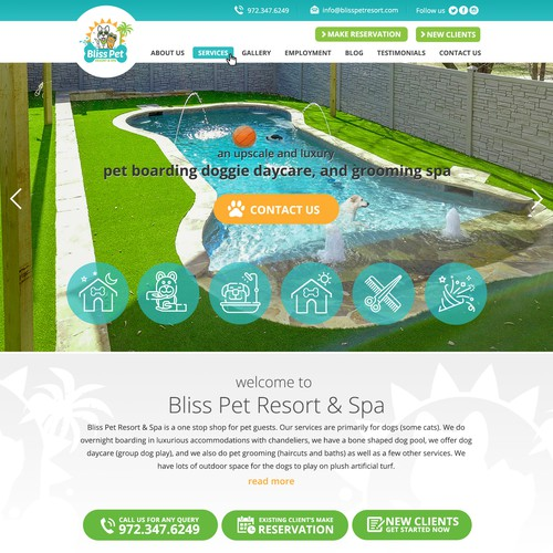 Bliss Pet Resort & Spa