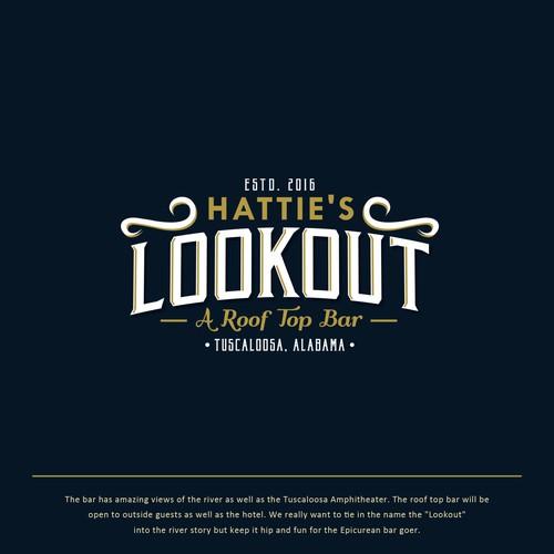 Hattie's Lookout Logo