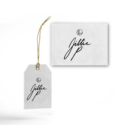 Concept #2 for Jillie P clothing