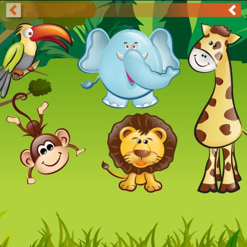 Puzzle Game App for Kids