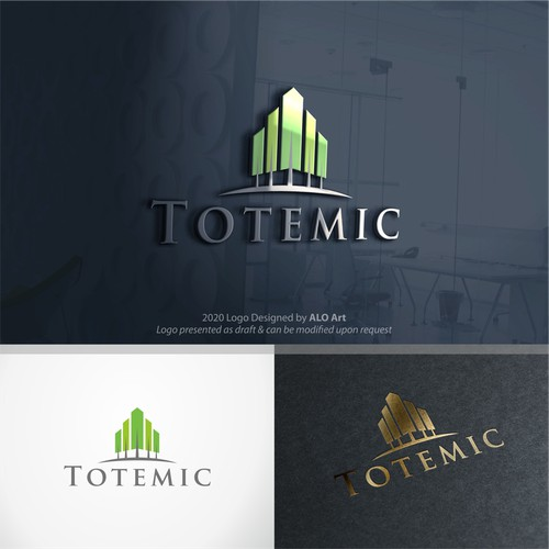 Logo for TOTEMIC
