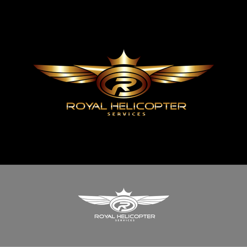 New Helicopter Brand! (like Uber) need logo ASAP!