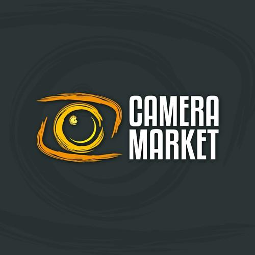 Camera Market needs a new logo