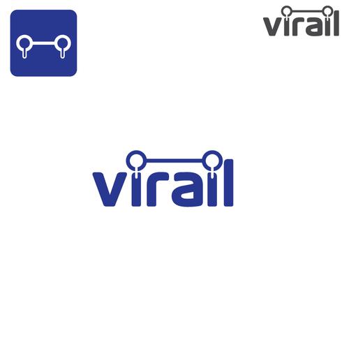 Logo concept for Virail