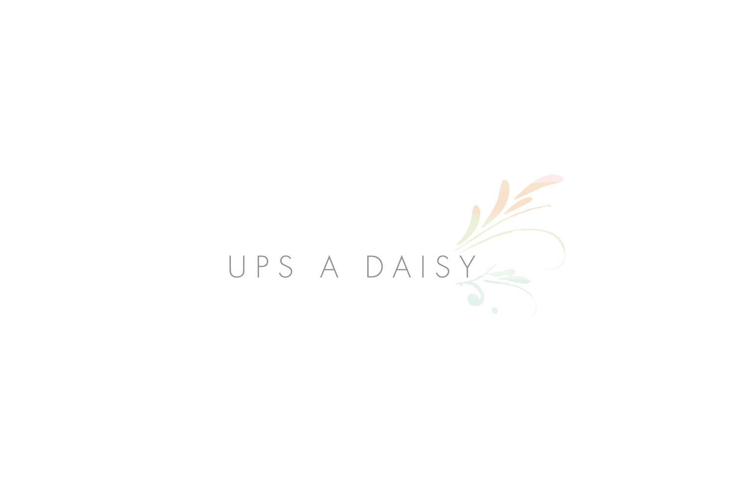 New logo wanted for Ups A Daisy