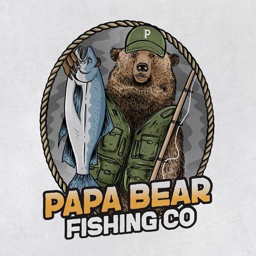 Tshirt for PAPA BEAR