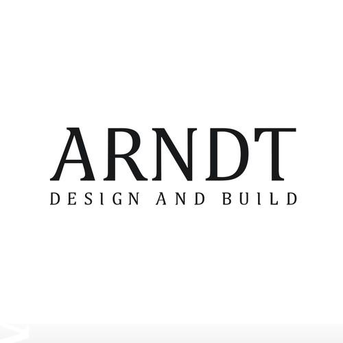 Logo for interior design company.