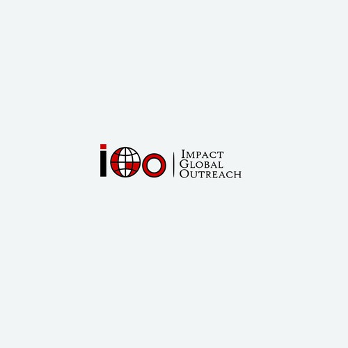 Logo for a Christian non profit organization