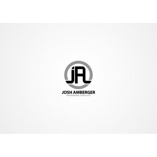 Clean & simple logo needed for professional triathlete
