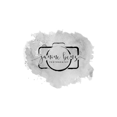 Logo concept for personal photographer