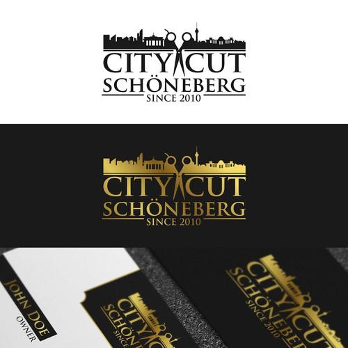 Logo concept for City Cut Schoneberg
