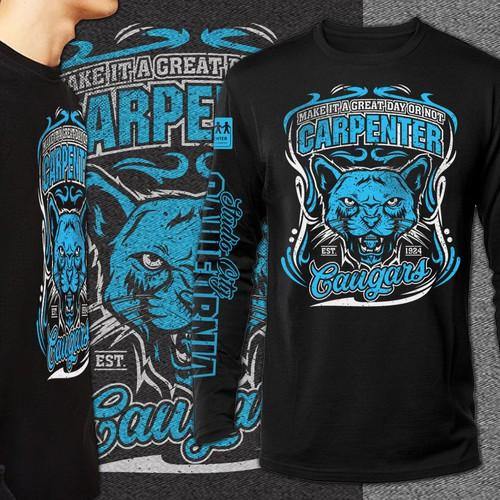CARPENTER T shirt