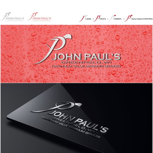 New logo wanted for John Paul's Greenfield WI
