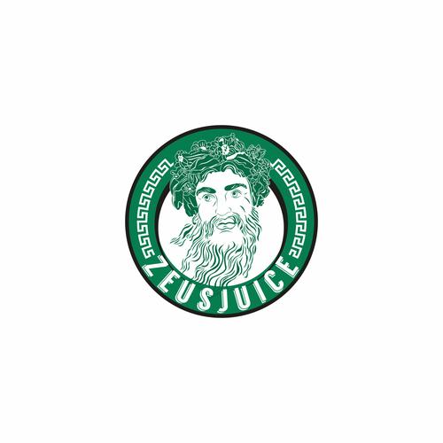 Logo for juice startup