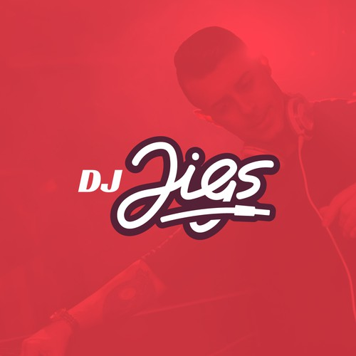 Logo for DJ