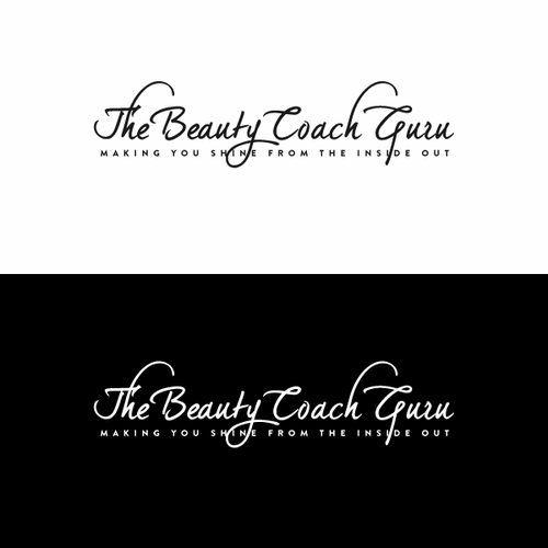 Create a winning logo design for an upcoming health and beauty guru..