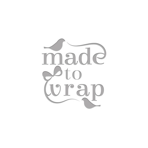 Wrapping company logo