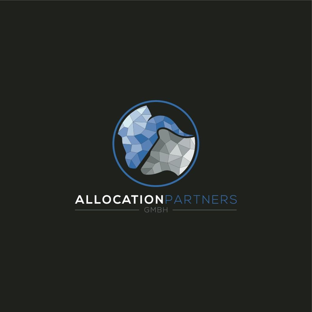 Design a 'Bull Bear' logo for Allocation Partners GmbH